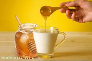 Употребления мёда перед сном
