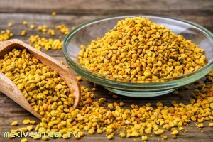 Пчелиная пыльца и ее лечебные свойства
