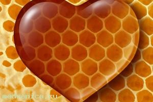 Лечение медом сердечно-сосудистой системы
