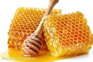 Польза и вред сотового меда