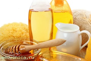 Рецепты медового обертывание для похудения