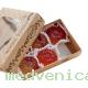 Мармелад формовой с брусникой