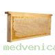 Мёд липовый сотовый в рамке