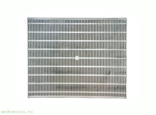 Решетка разделительная на 10 рамочный улей (железная)
