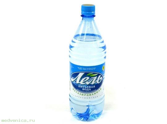 Вода питьевая