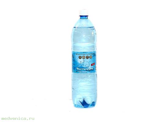 Вода мин. питьевая лечебно-столовая
