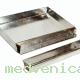 Арматура солнечной воскотопки (на 2 рамки), пищевая сталь