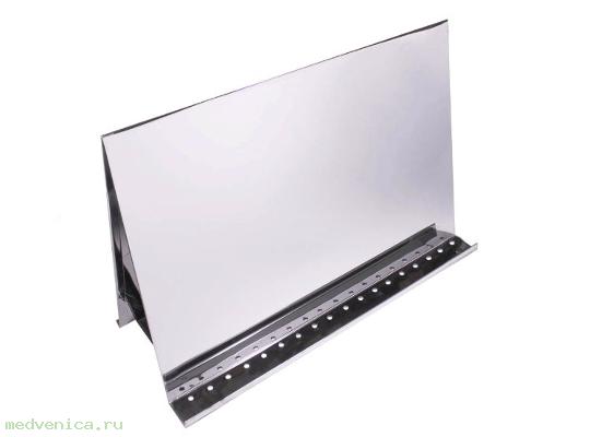 Пирамидка-подставка на стол для распечатывания сот (оцинк)