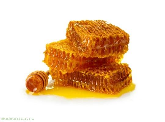 Мёд сотовый (весовой), кг