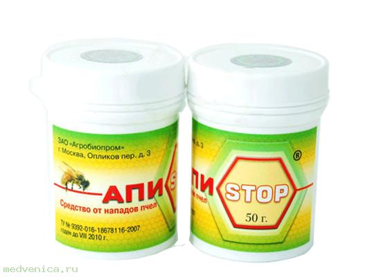 Апистоп (крем) 50 гр.