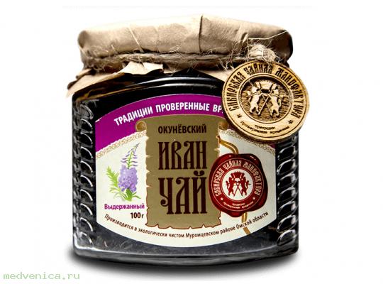 Иван-чай Окуневский выдержанный, с/б 100г.