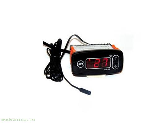 Измеритель-регулятор СТЕ-102 (с датчиком), для омшаника