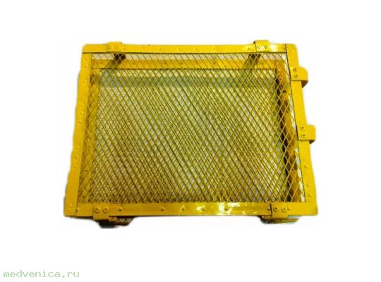Кассета медогонки оборачиваемой (полимерное покрытие) (Донпчеловод)