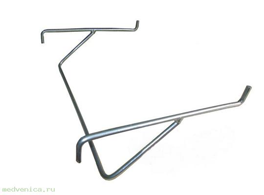 Кронштейн - держатель рамок, для осмотра улья