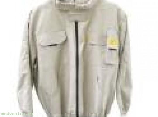 Куртка пчеловода без лицевой сетки (Польша)