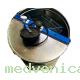 Медогонка 3 рамочная; оборотная; оцинковка; привод ременный (СМЗПИ)