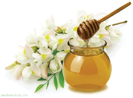 Мёд акациевый (Краснодар)