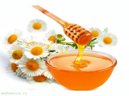 Мёд разнотравье луговое, кг.