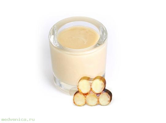 Мёд с маточным молочком (Алтай)