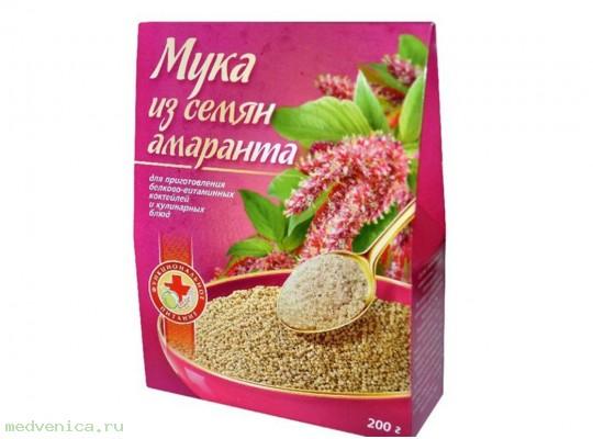 Мука семян амаранта,