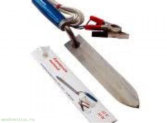 Нож пасечный электрический 12V (лезвие стальное)