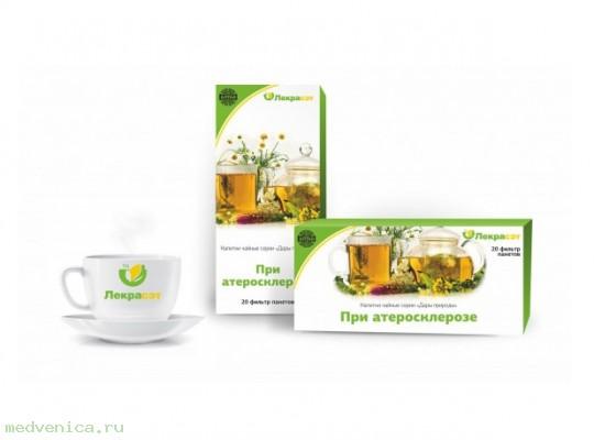 Напиток чайный При атеросклерозе, 50гр.
