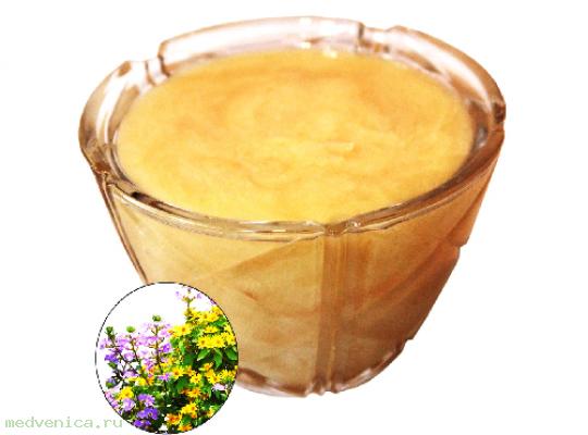 Мёд разнотравье (Большеуковский р-н)