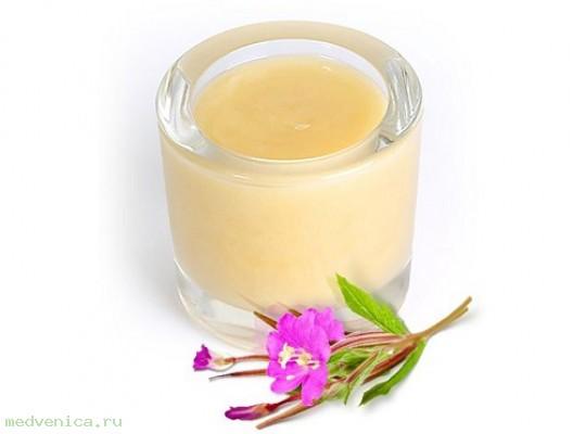 Мёд кипрейный (Большеуковский р-он), кг.