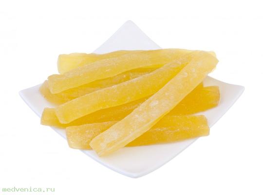 Папайя со вкусом дыни, 100гр.