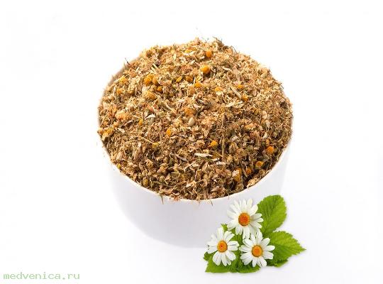 Ромашка, цветы (крафт пакет, 50 гр.)