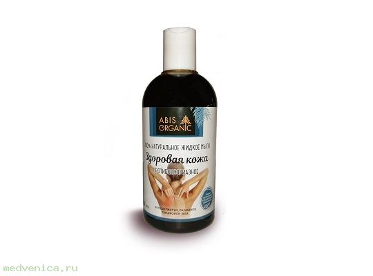 Мыло жидкое натуральное противопсориазное