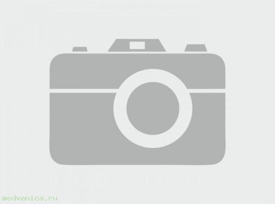 Медогонка 3 рамочная; оборотная; алюминевая; редуктор червячный (Агробиоснаб)